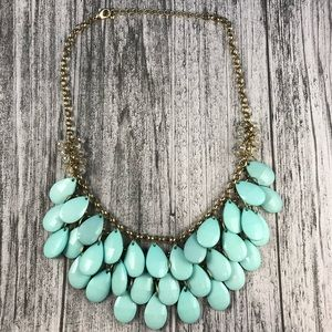 Jewelry - 🔴LAST PRICE🔴Turquoise Statement Necklace